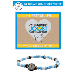 J9 Foundation bracelet