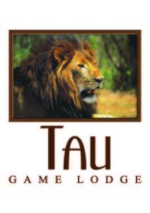 Tau Lion Logo