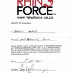 IAPF Receipt 9 Nov 2013