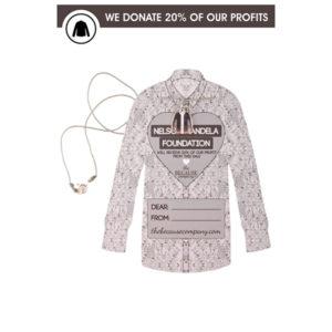 Nelson Mandela Foundation Necklace
