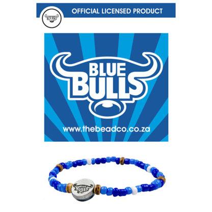 Blue Bulls Bracelet