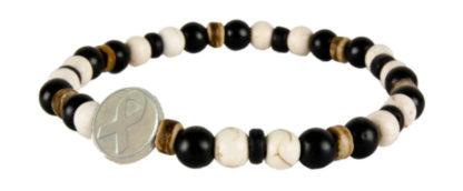 Cancer Beaded Bracelet